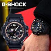 【人文行旅】G-SHOCK   GG-1000RG-1ADR 數位羅盤飛行錶
