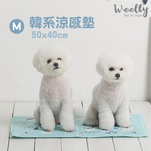 M號 寵物涼墊  寵物墊  曼尼寵物涼墊-小鳳梨-北極熊   韓國人氣品牌推薦