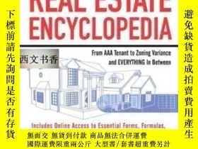 二手書博民逛書店The罕見Complete Real Estate Encycl
