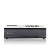 SilverStone 銀欣 ML05 黑色 SST-ML05 B 平躺式 USB3.0 Mini ITX 電腦機殼