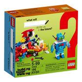 樂高積木LEGO 60週年紀念 Building Bigger Thinking系列 10402 未來主題