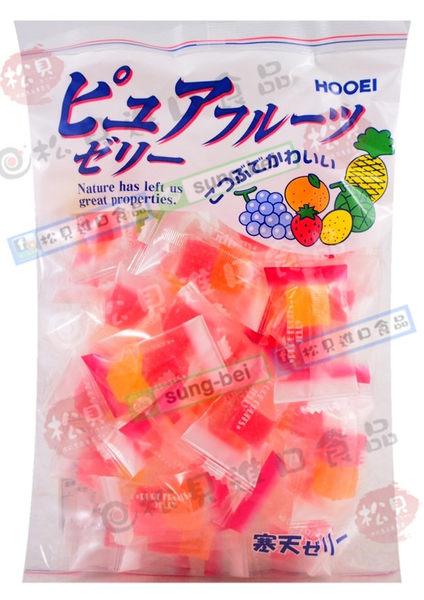 《松貝》豐榮水果軟糖240g【4976699110077】cb13