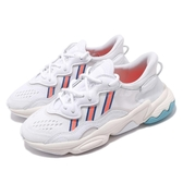 adidas 休閒鞋 Ozweego W 白 橘 女鞋 老爹鞋 運動鞋 【ACS】 EF4290