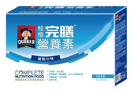 桂格完膳營養素-高鈣纖穀禮盒250ml*8罐 *維康網路限定*