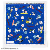 SNOOPY日本製純棉手帕(繽紛生活)★funbox生活用品★_073270
