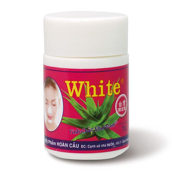 White正品鼻頭粉刺蘆薈膠70g【康是美】