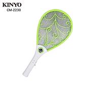 KINYO CM-2230 外接式充電小黑蚊電蚊拍