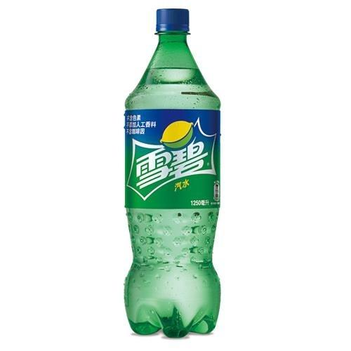 超值2件組雪碧汽水寶特瓶1250ml【愛買】