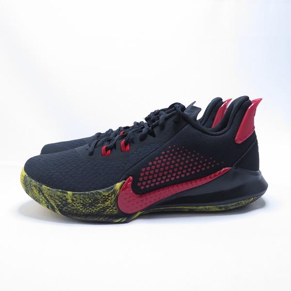 NIKE MAMBA FURY EP 籃球鞋 KOBE CK2088002 男款 黑紅 大尺碼【iSport愛運動】