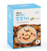 【愛吾兒】農純鄉 心干貝貝粥 精緻小盒(7包入) 寶寶粥