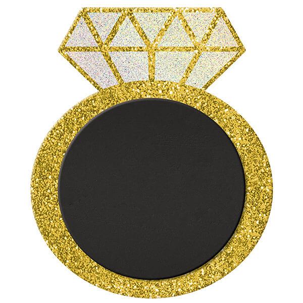 黑板留言板-鑽石