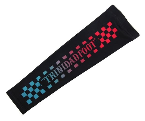 【TRiNiDAD x Foot】Arm Supporter Checker XS 護具・服飾 DARTS
