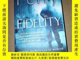 二手書博民逛書店THOMAS罕見PERRY FIDELITY10206 出版20