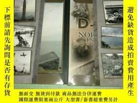 二手書博民逛書店D-DAY罕見AND THE NORMANDY INVASION