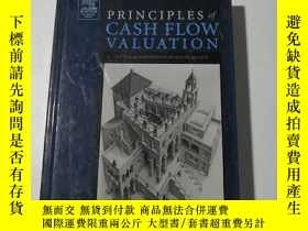 二手書博民逛書店Principles罕見of Cash Flow Valuation: An Integrated Market-