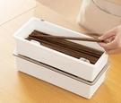 筷籠 筷子籠帶蓋置物架家用筷子簍筷筒廚房瀝水放筷勺子餐具筷子收納盒【快速出貨八折鉅惠】
