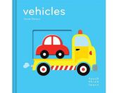 Touch Think Learn :Vehicles 交通工具厚紙硬頁認知書