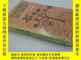 二手書博民逛書店Nature罕見in TrustY362136 Sheail,