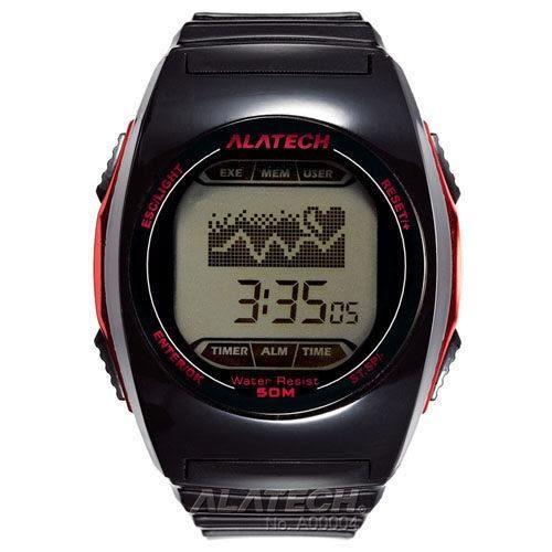傳揚 ALATECH 專業健身 心率錶 – 黑色 FB005B
