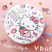【送擦地組】Vbot x Hello Kitty i6+ 掃地機器人 吸塵器 蛋糕機 二代加強 (草莓牛奶)