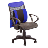GXG 短背全網 電腦椅 TW-061A (附大腰枕)#訂購備註顏色