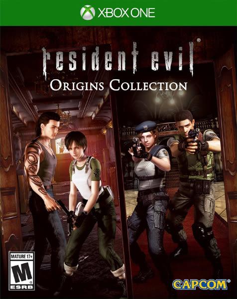 X1 Resident Evil Origins Collection 惡靈古堡 起源 合輯版(美版代購)
