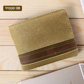 【TROOP】經典品格CLASSIC錢包/TRP0452CAM(駝色)
