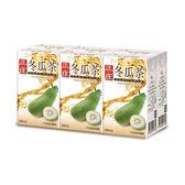 M-光泉正庄冬瓜茶250ml*6【愛買】