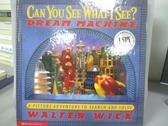 【書寶二手書T9/少年童書_WFU】Can You See What I See-Dream Machine: Pict