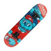 全館免運八折促銷-迪卡儂 兒童滑板 初學者 青少年兒童女男雙翹板輪四輪車 OXELOSKAjy