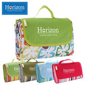 【 Horizon加拿大天際線】防潮沙灘野餐墊-附防水收納袋