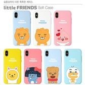 KAKAO FRIENDS LS2 TPU 軟殼 手機殼│iPhone 7 8 Plus X XS MAX XR S8 S9 S10 Note8 Note9│z8691
