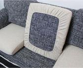 簡約風格純色全包防滑沙發罩笠亞麻防塵萬能沙發套沙發墊【情人節禮物限時八折】
