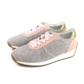 HUMAN PEACE 休閒鞋 綁帶 女鞋 粉紅/彩色 針織 S-4193220 no013
