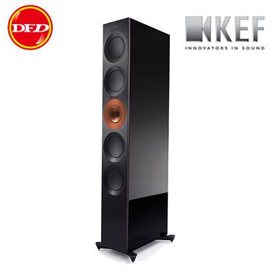 英國原裝 KEF REFERENCE 5 頂級高階座地揚聲器 核桃木 / 白雪藍 / 肯特黑鋁銅(現貨) 一對 公司貨