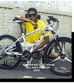 成人山地車 成人用山地車自行車男女變速越野公路賽車青少年學生輕便腳踏單車 名創家居館