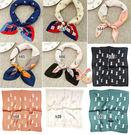 依芝鎂-k1296新款絲巾餐飲空姐圍巾絲巾領巾,售價150元