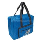 【五折特賣】New Balance 手提袋 包包 國旗logo 藍 黑 男女款 NB 肩背袋 購物袋 【ACS】 4900940154