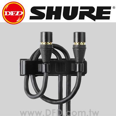 美國 舒爾 SHURE MX150 微型領夾式麥克風 MX150B/C-XLR 公司貨