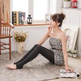 羊駝絨純色保暖褲襪絲襪(灰色)