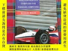 二手書博民逛書店High-Performance罕見Compilers for Parallel ComputingY2271