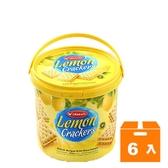 KoKoLa餅乾桶-檸檬夾心400g(6入)/箱