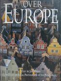 【書寶二手書T4/原文書_ZAU】Over Europe_Jan Morris