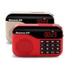 收音機 收音機N63新款小型迷你便攜式可充電插卡播放器半導體【快速出貨八折鉅惠】