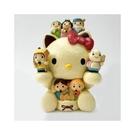 【震撼精品百貨】Hello Kitty 凱蒂貓~凱蒂貓 HELLO KITTY 陶瓷開運存錢筒(七福神)#20588