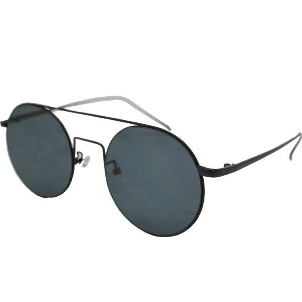 OT SHOP太陽眼鏡‧抗UV潮流個性時尚復古中性圓框墨鏡‧黑色/咖啡色/黃色/粉色‧現貨四色‧W44