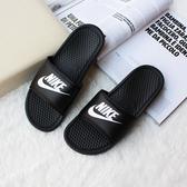 【現貨】NIKE BENASSI JDI 男鞋 女鞋 拖鞋 休閒 經典 黑 熱賣款 學生必備 343880-090