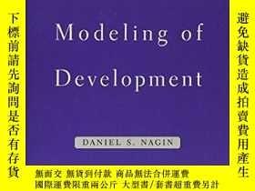 二手書博民逛書店Group-based罕見Modeling Of DevelopmentY256260 Daniel S. N