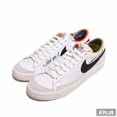 NIKE 男 休閒鞋 BLAZER LOW 77 VNTG 白 簡約 穿搭 文字塗鴉-DJ4279101