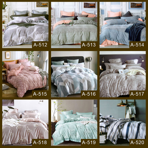 天絲床罩八件組 雙人5x6.2尺 100%天絲 TENCEL 附正天絲吊卡 BEST寢飾 另有加大 特大 A1